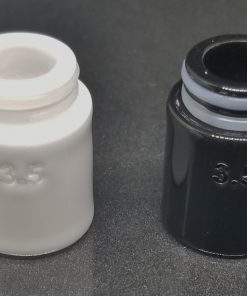 Replacement Ceramic Base in White or Black for the v3/v3 5 Rebuildable  Atomizer