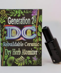 Dry Herb Flower Atomizers Archives - Divine Tribe